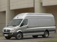 """2009 Dodge Sprinter Cargo Van 170"""" Extended Wheelbase, Mega Roof"""