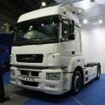 КамАЗ начал выпуск нового магистрального тягача