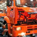 Прибыль Daimler от участия в КамАЗе сократилась на 40% за 2013 год