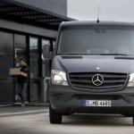 Обзор микроавтобуса Мерседес-Бенц Спринтер / Mercedes-Benz Sprinter