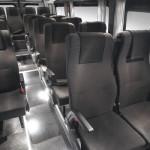 Презентация новой комплектации микроавтобуса Mercedes Sprinter — Турист