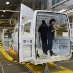 Сборка микроавтобусов на ЗИЛе начнется в 2014 году