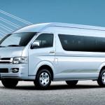 Японские полноприводные микроавтобусы 4х4 — Mitsubishi L300, Toyota Hiace…