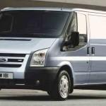 Полноприводный микроавтобус Форд Транзит / Ван Ford Transit Van