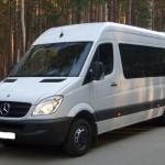 Туристические микроавтобусы Volkswagen Krafter, Mercedes Sprinter 515 …