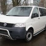 Обзор микроавтобуса Фольксваген Транспортер / Volkswagen Transporter