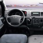 Лучший микроавтобус Toyota Hiace и Volkswagen Caravelle